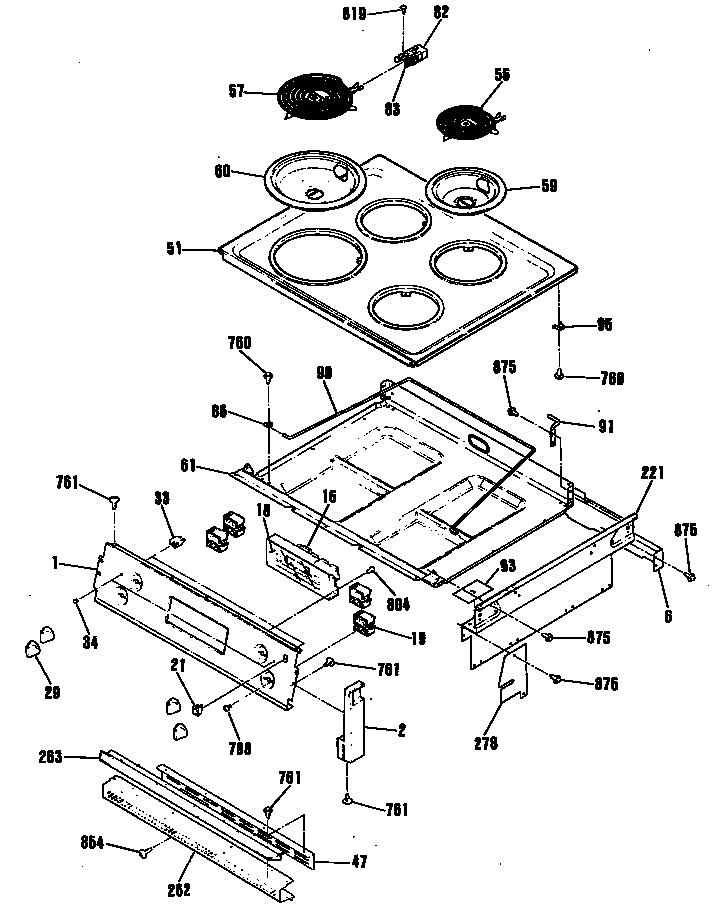 General Electric Oven Parts List Nemetasfgegabeltfo